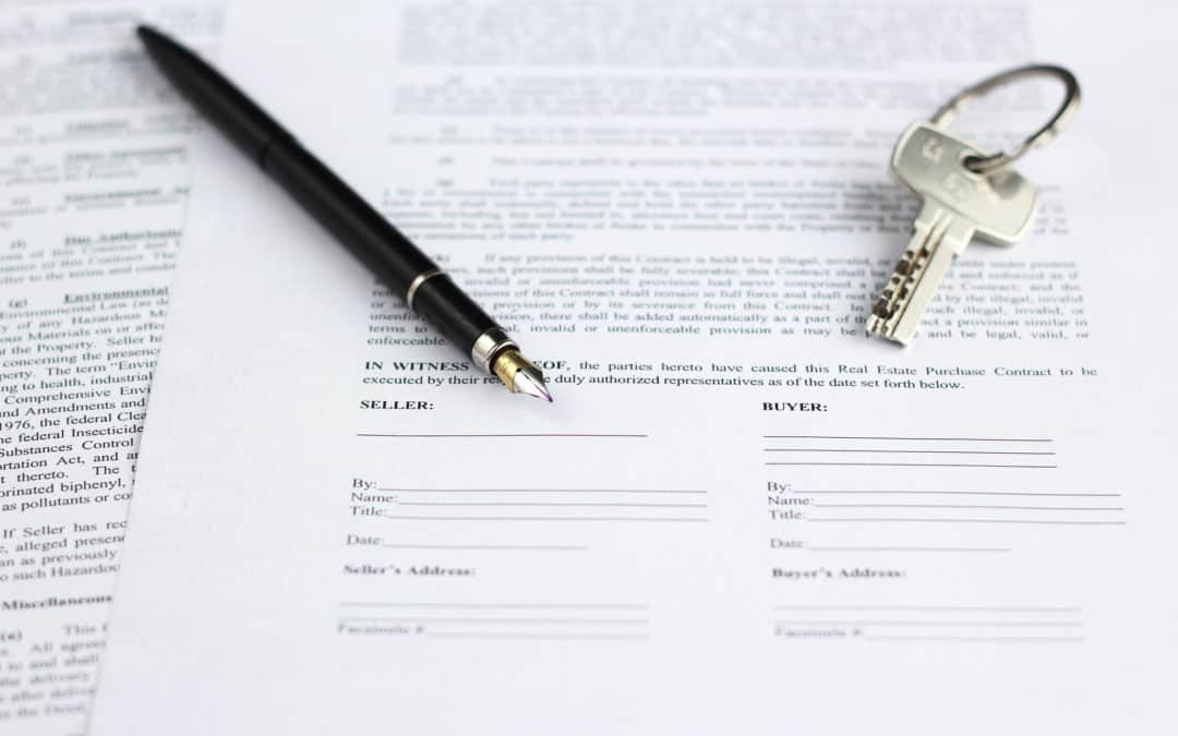 real estate contracts and documents Archives - Lisa D. Wills Law