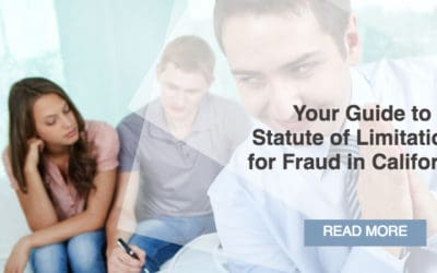 Your Guide to the Statute of Limitations for Fraud in California
