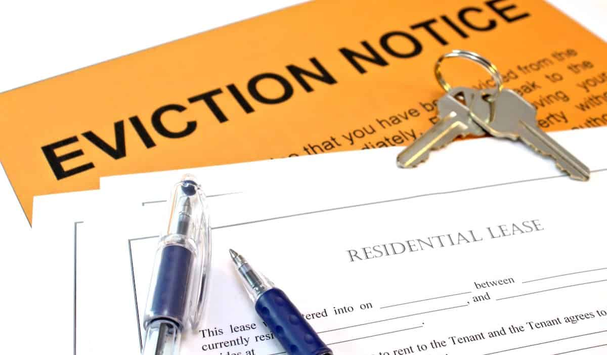 4 things to know about California evictions